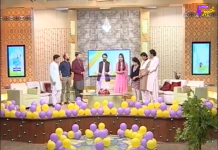 Morning Tv Show Pashto Khyber Sahar With MAHJABEEN AHSAN     04-10-2019  Khyber Middle East TV
