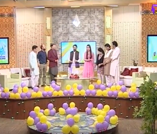 Morning Tv Show|Pashto|Khyber Sahar|With MAHJABEEN AHSAN | | 04-10-2019| Khyber Middle East TV