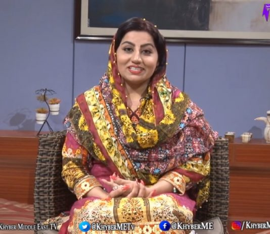 Sandariya Bil Arabiya Full Episode 132 Khyber ME TV