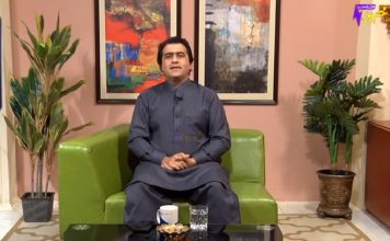 Khabaray Au Sandary Full Episode 55 Khyber ME TV