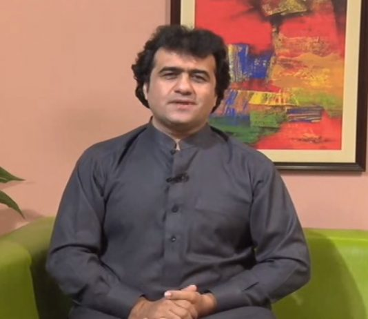 Khabaray Au Sandary Full Episode 61 Khyber ME TV