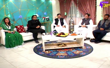 Khabaray Au Sandary   Full Episode #97   23rd March Special   23 03 2021   Khyber Middle East TV