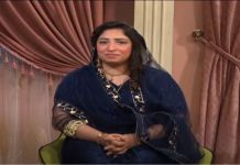 Khabaray Au Sandary Episode #107 Sapna Wafa & Behroz Mehrabi Khyber Meddle East