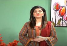Khyber Middle East Time Episode #08 Zamarud Buneri & Farha Khan