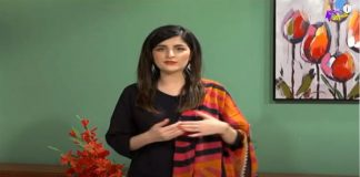 Middle East Time Episode# 07 Zamarud Buneri & Farha khan Middle East Time