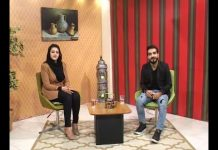 Da Naghmo Shor Ep # 25 21 08 2021 Khyber Middle East TV