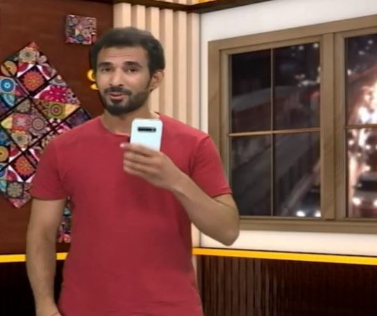 Pakhair Ep # 57 15 October 2021 Khyber Middle East TV