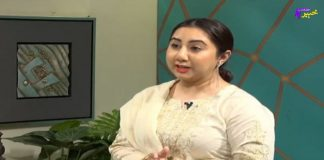 Middle East Time Ep # 19 8 October 2021 Khyber Middle East TV